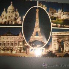 Postales: POSTAL PARIS. Lote 31975925