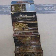 Postales: EL ESCORIAL ESTUCHE DE POSTALES.. Lote 32420096