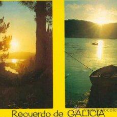 Postales: POSTAL - RECUERDO DE GALICIA - ALARDE - 253. Lote 32636484