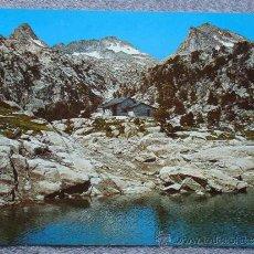 Postales: POSTAL GIGANTE - ESPOT - LLEIDA - ESTANY TORT PEGUERA Y REFUGI J.M. BLANC - SICILIA S/N . Lote 32974736