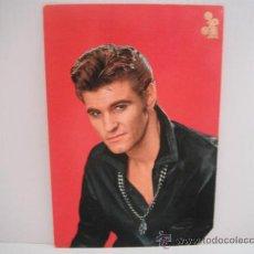 Postales: POSTAL DE VICENT TAYLOR -AÑO 1964-. . Lote 33773815