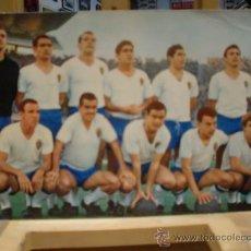 Postales: ZARAGOZA CF POSTAL AÑO 1967 NUEVA. Lote 34282223