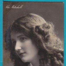 Postales: FOTO POSTAL ADA MITSCHELL 1909. Lote 34587228