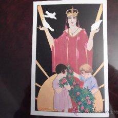Postales: POSTAL DE CORREO DEL XXV ANIVERSARIO DEL REINADO DE ALFONSO XIII. Lote 35179267
