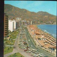 Postales: TARJETA POSTAL DE FUENGIROLA - LOS BOLICHES. PASEO MARITIMO. 1201. DB. Lote 35528989