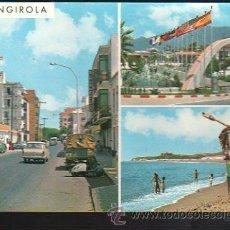 Postales: TARJETA POSTAL DE FUENGIROLA - TRES BELLAS VISTAS. 7. GARCIA GARABELLA. Lote 35529087
