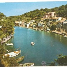 Postales: POSTAL MALLORCA CALA FIGUERA AÑO 1960. Lote 37050496