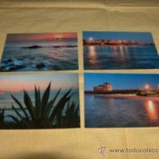 Postales: POSTALES, PILAR DE LA HORADADA, ALICANTE.. Lote 37267497