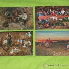 Postales: POSTALES, WIKILUR, TURISMO RURAL ACTIVO.. Lote 37267600