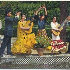 Postales: POSTAL DE FLAMENCO. ESPAÑA TIPICA. ESTAMPA TIPICA Nº 1891 P-FLA-001. Lote 38352609