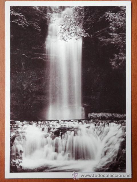 GLENCAR WATERFALL, IRELAND - ALAN REEVELL (Postales - Varios)