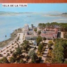 Postais: VISTA PARCIAL AÉRA. ISLA DE LA TOJA. 3.174 - DIVERSOS AUTORES. Lote 37444570