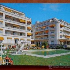 Postais: GRAN HOTEL Y PISCINA. ISLA DE LA TOJA. Nº 42 - DIVERSOS AUTORES. Lote 37527823