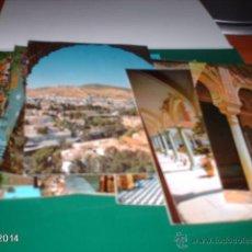 Postales: LOTE DE 16 POSTALES DE GRANADA. AÑOS 60 A 70. Lote 40972670