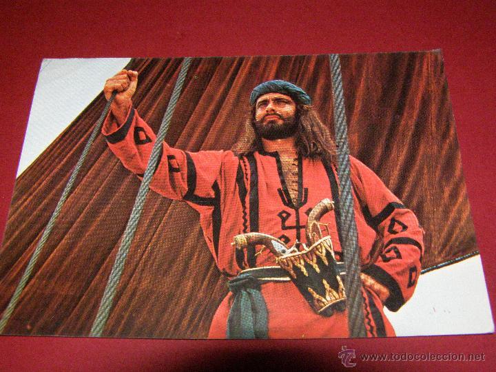 Postales: Bonito Lote 5 postales - Sandokan - Circuladas - - Foto 2 - 40998443