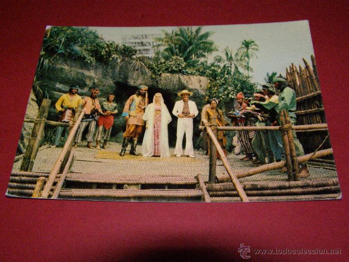 Postales: Bonito Lote 5 postales - Sandokan - Circuladas - - Foto 4 - 40998443