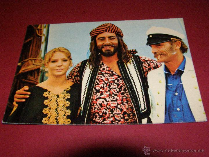 Postales: Bonito Lote 5 postales - Sandokan - Circuladas - - Foto 5 - 40998443