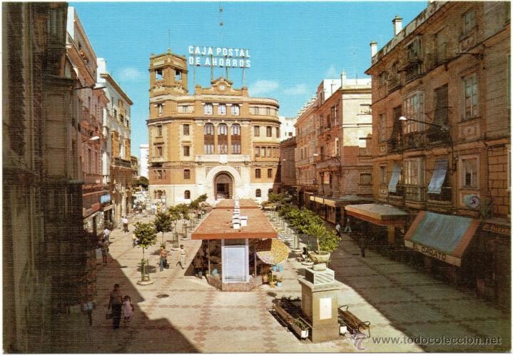 C diz plaza de las flores y edificio correos comprar for Edificio correos madrid