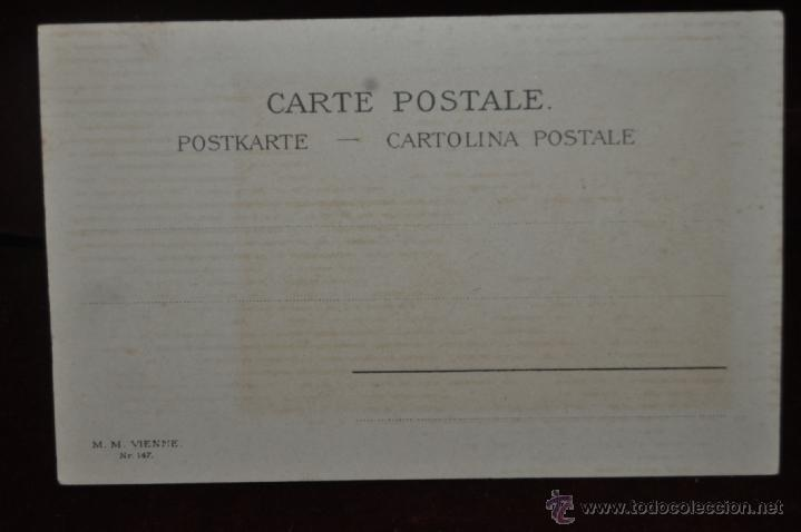 Postales: INTERESANTE POSTAL M.M.VIENNE (AUSTRIA) 1920. SIN CIRCULAR. TEMA CIRCENSE. CLOWS - Foto 2 - 41123537