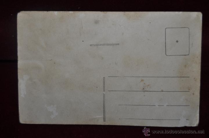 Postales: FOTO POSTAL DE PRINCIPIOS DE SIGLO XX. GRUPO DE MUJERES Y CURAS. SIN CIRCULAR - Foto 2 - 41157339