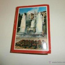 Postales: CURIOSO LIBRO DE KODAK EKTACHROME DE FOTOS POSTAL.. Lote 41429639