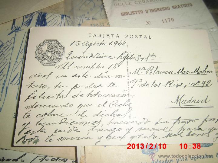 Postales: POSTAL MADRID PUBLICIDAD EDIFICIO SEGUROS ASSURANCES GENERALES CALLAO 1 MANUEL MAC MAHON - Foto 2 - 41497374
