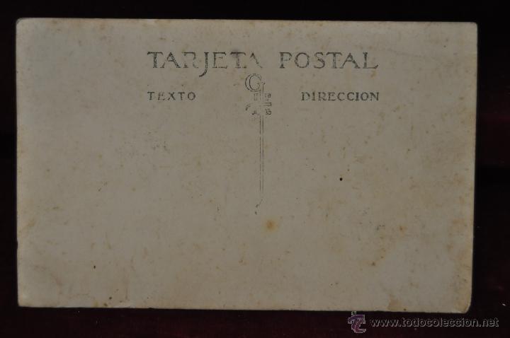 Postales: ANTIGUA POSTAL DE PRINCIPIOS DE SIGLO XX. PERSONAJES TIPICOS. SIN CIRCULAR - Foto 2 - 42065555