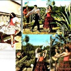 Postales: 10 POSTALES FLAMENCO ( PAREJAS FLAMENCAS ). Lote 42376868
