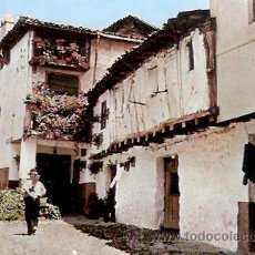 Postales: POSTAL ESCRITA CON SELLO DE FRANCO - CANDELEDA - AÑOS 70. Lote 42464964