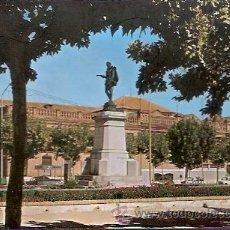 Postales: POSTAL ESCRITA - ALCALA DE HENARES MADRID - MONUMENTO A CERVANTES - AÑOS 70. Lote 42464989
