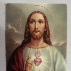Postales: POSTAL SAGRADO CORAZON DE JESUS. Lote 42551311