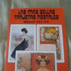 Postales: LAS MAS BELLAS TARJETAS POSTALES. DIBUJOS SIGLO XIX Y XX. Lote 42645841
