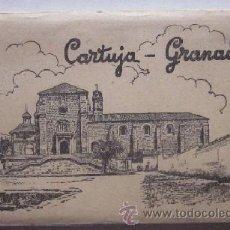 Postales: 15 POSTALES LA CARTUJA DE GRANADA. Lote 42998404