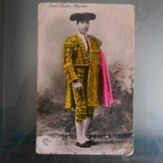 Cartes Postales: POSTAL DEL TORERO: JOSE CLARO ( PEPETE ). Lote 43249222
