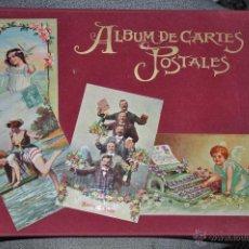 Postales: ALBUM DE POSTALES ALBUM DE CARTES POSTALES JAKOVSKY Y LAUTERBACH FRANCIA PARIS 1961. Lote 43565415