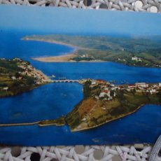 Postales: ANTIGUA POSTAL SAN VICENTE DE LA BARQUERA. Lote 43651718