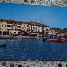 Postales: ANTIGUA POSTAL SAN VICENTE DE LA BARQUERA. Lote 43652176