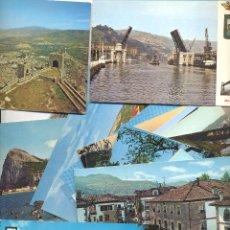 Postales: LOTE DE 20 POSTALES DE ESPAÑA. Lote 43697158