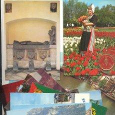 Postales: LOTE DE 20 POSTALES DE ESPAÑA. Lote 43697190