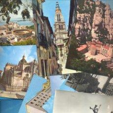 Postales: LOTE DE 20 POSTALES DE ESPAÑA. Lote 43697352