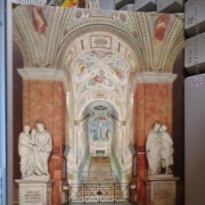 Postales: ANTIGUA POSTAL ROMA , SCALA SANTA. Lote 44170484