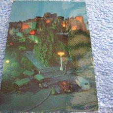 Cartes Postales: POSTAL ANTIGUA- MALAGA. LA ALCAZABA . BEASCOA. 916-1963. Lote 44777005