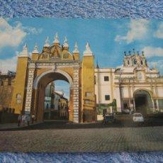 Postales: POSTAL ANTIGUA. SEVILLA, ARCO DE LA MACARENA. GARRABELLA. NUM. 83 AÑO 1965. Lote 44988765