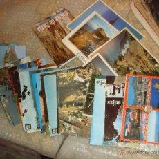 Postales: ANTIGUA COLECCIÓN DE +40 POSTALES DE CIUDADES DEL MUNDO / DE LOS AÑOS 70. Lote 45396205