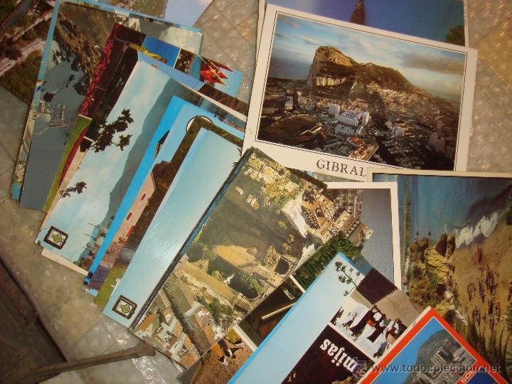 Postales: Antigua Colección de +40 Postales de ciudades del mundo / de los años 70 - Foto 2 - 45396205