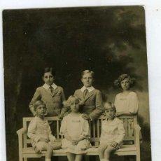 Cartes Postales: POSTAL EPOCA ALFONSO XIII INFANTES. Lote 45442037