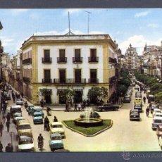 Postales: P1089.- JEREZ DE LA FRONTERA. CALLES JOSÉ ANTONIO Y MARQUÉS DE MODRALES. Lote 45644965