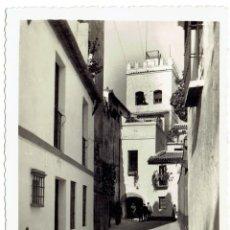 Postales: PS4988 SEVILLA 'CALLE JUDERÍA'. ED. ARRIBAS. CIRCULADA EN 1953. Lote 45863317