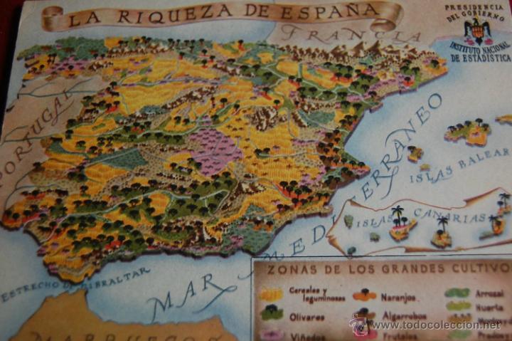 POSTAL PRESIDENCIA DEL GOBIERNO INE. LA RIQUEZA DE ESPAÑA. 1956. VALVERDE. SAN SEBASTIAN (Postales - Varios)