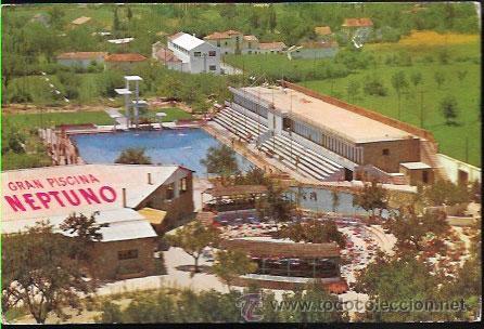 Postal granada jardines neptuno comprar postales de andaluc a en todocoleccion 46372241 - Piscina arabial granada precios ...